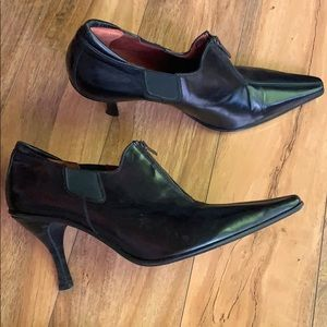Donald J Pliner black shoes